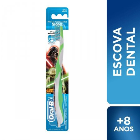 ORAL B ESCOVA DENTAL INFANTIL STAGES STAR WARS