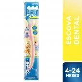 Escova Dental Infantil Oral B Stages 1