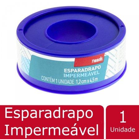 Esparadrapo Impermeável 1,2cm X 4,5m