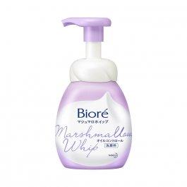 Sabonete Facial Bioré Marshmallow Whip Oil Control com 150ml