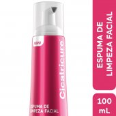 Espuma de Limpeza Facial Cicatricure 2 em 1