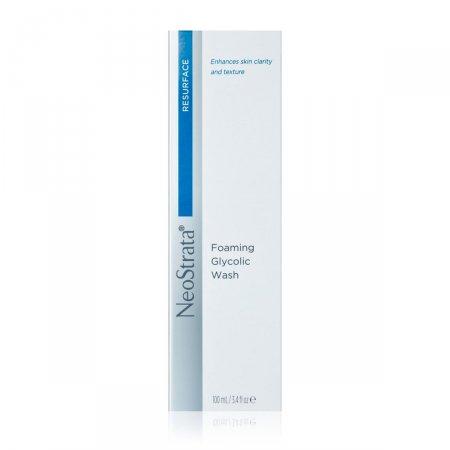 Espuma de Limpeza Facial Neostrata Foaming Glycolic Wash
