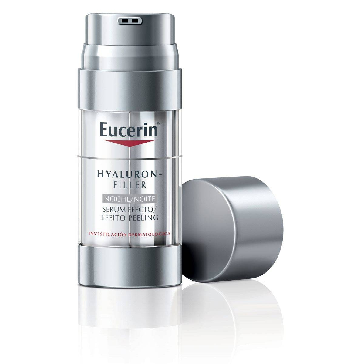 Sérum Facial Anti-Idade Eucerin Efeito Peeling Hyaluron-Filler Noite com 30ml 30ml
