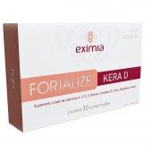Suplemento Vitamínico Eximia Fortalize Kera D