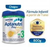 Fórmula Infantil Aptanutri Profutura 3 Danone 12 a 36 meses com 800g