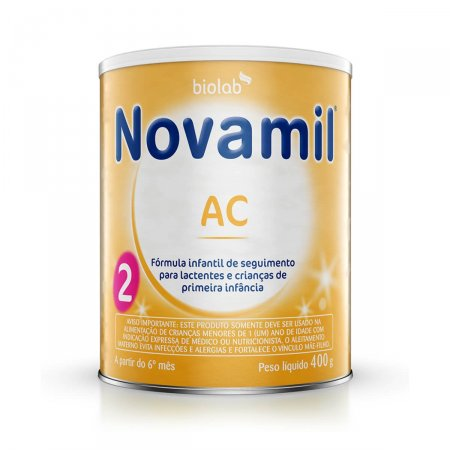 Fórmula Infantil Novamil AC 2