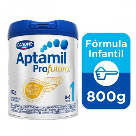 APTAMIL PROFUTURA FORMULA INFANTIL 1 800G