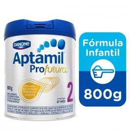 Fórmula Infantil Aptamil Profutura 2 com 800g