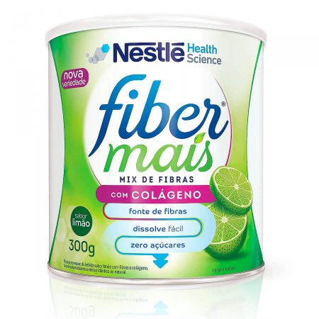 FIBER MAIS RESOURCE COLAGENO 300G