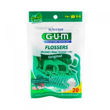 Fio Dental Gum Flossers Original