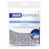 Fio Dental Oral-B Expert Floss Picks