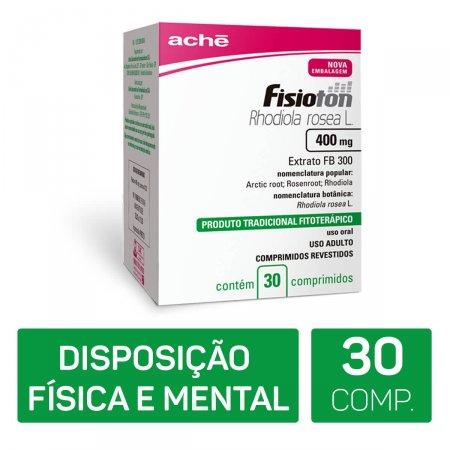 FISIOTON 400MG 30 COMPRIMIDOS