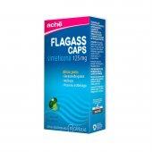 Flagass Caps 125mg com 10 cápsulas gelatinosas moles