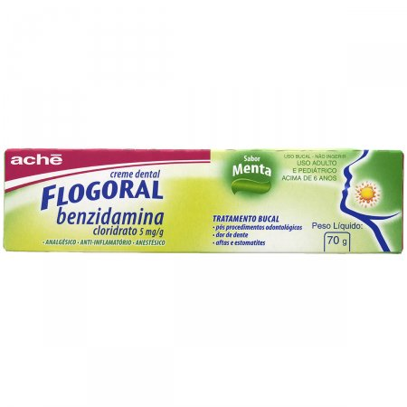 Creme Dental Flogoral