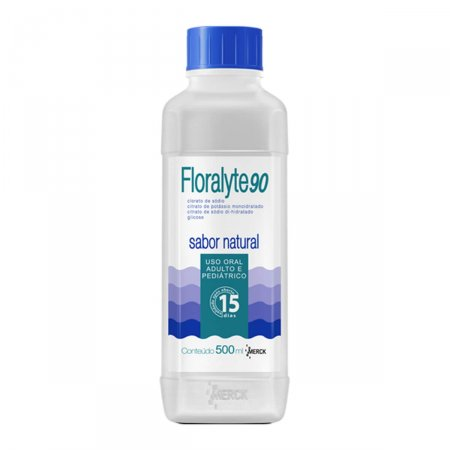 Floralyte 90 Sabor Natural