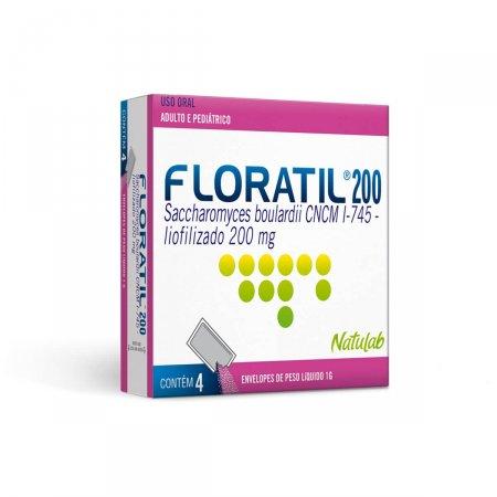 FLORATIL C/ 1G 4 ENVELOPES