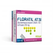 FLORATIL AT 250MG 10 SACHES