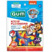 Flosser Infantil Gum Patrulha Canina