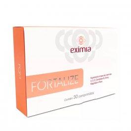 Suplemento Vitamínico para Cabelos e Unhas Exímia Fortalize com 30 cápsulas