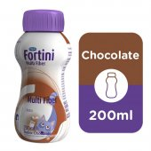 Fortini Mulit Fiber Sabor Chocolate