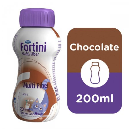 Fortini Mulit Fiber Sabor Chocolate