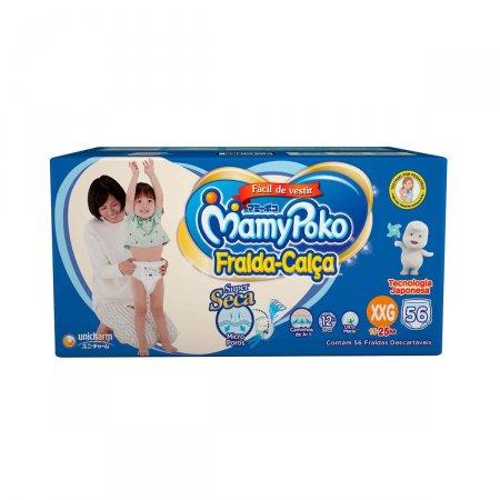 Fralda-Calça MamyPoko Tamanho XXG