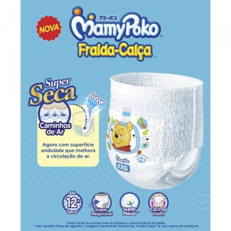 Fralda-Calça Mamypoko Tamanho XG
