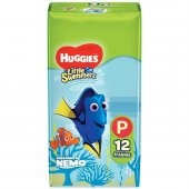 Fralda Huggies Little Swimmers Tamanho P