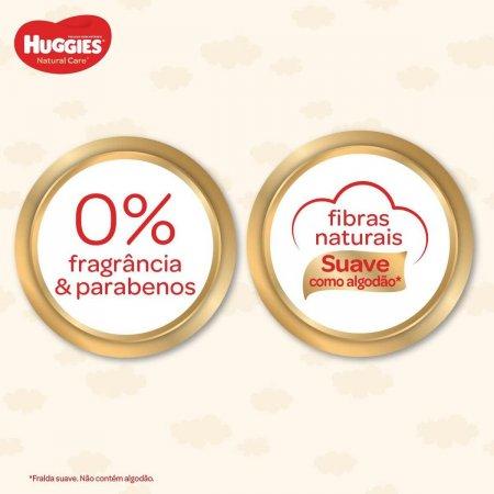Fralda Huggies Natural Care Tamanho G com 32 Tiras | Drogasil.com Foto 3