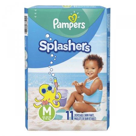 Fralda Pampers Splashers Tamanho Médio