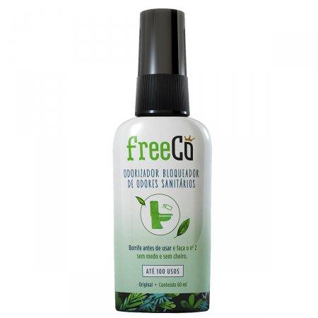 Bloqueador de Odores Sanitários FreeCô Original