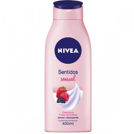 Hidratante Desodorante Nivea Sentidos Sensual