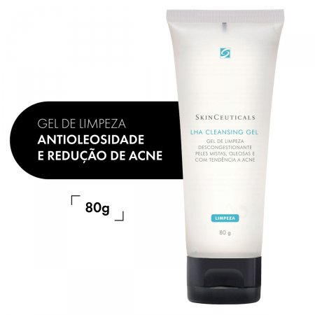 SKINCEUTICALS LHA CLEASING GEL 80G