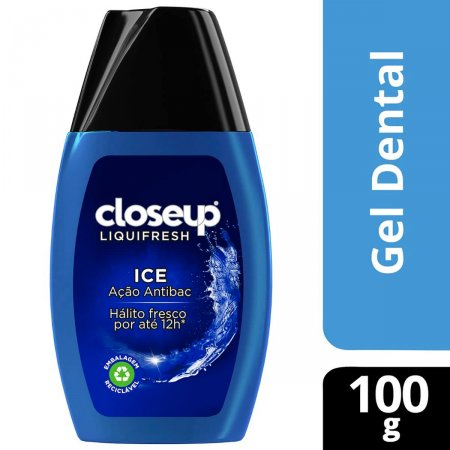 Gel Dental Closeup Liquifresh Ice