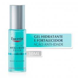 Gel Hidratante Facial Eucerin Hyaluron-Filler Daily Booster com 30ml