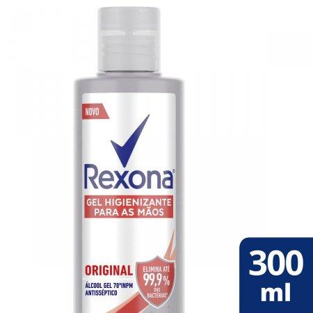 Gel Higienizante para Mãos Rexona Original