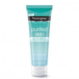 Gel de Limpeza Facial Neutrogena Purified Skin com 80g