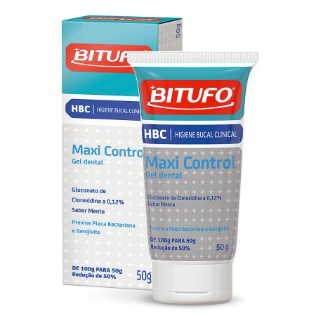 Gel Dental Bitufo Maxi Control