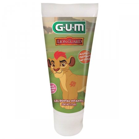 Gel Dental Infantil Gum Guarda do Leão