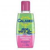 Gel Hidratante Pós Sol Calamed Aloe Vera
