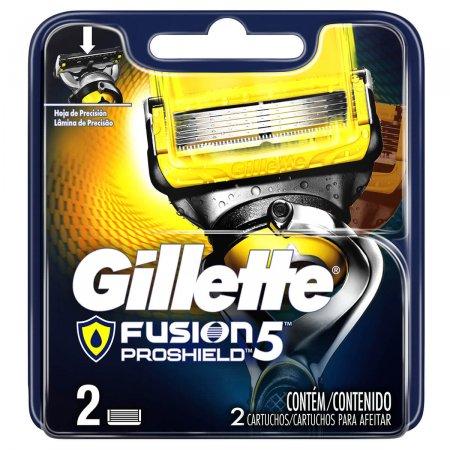 Carga para Aparelho de Barbear Gillette Fusion Proshield