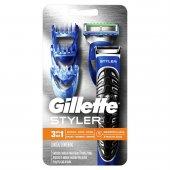 Aparelho de Barbear Gillette Styler 3 em 1