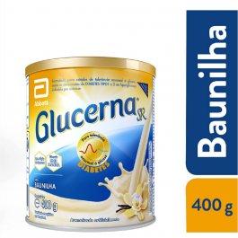 Suplemento Alimentar Glucerna Sabor Baunilha com 400g