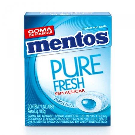 Goma de Mascar Mentos Pure Fresh Mint Flip Top