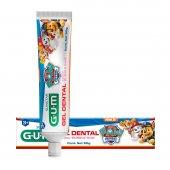 Gel Dental Infantil Gum Patrulha Canina sabor Tutti-Frutti