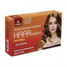 Suplemento Alimentar Haar Intern com 60 comprimidos