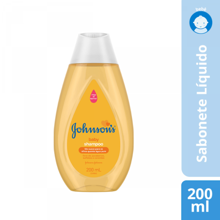 JOHNSONS BABY SHAMPOO NEUTRO 200 ML