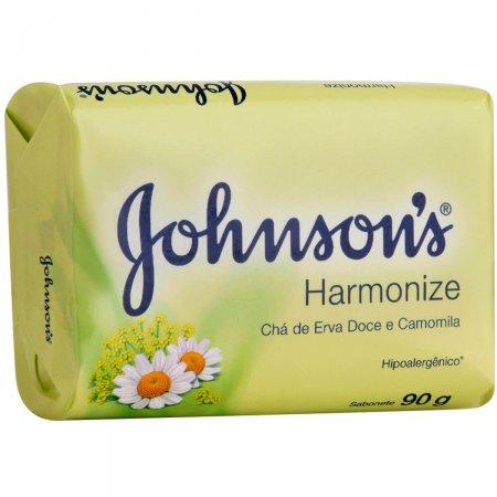 Sabonete Johnson's Harmonize