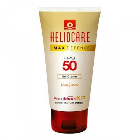 Protetor Solar Facial Heliocare Max Defense Gel Creme FPS50