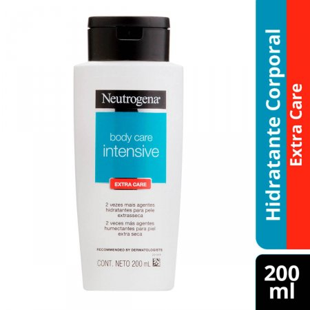 Hidratante Corporal Neutrogena Body Care Intensive Extra Care com 200ml